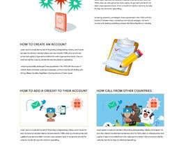 #10 cho Design a Website Mockup for Telecommunications Company bởi webidea12