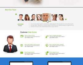 #16 cho Design a Website Mockup for Telecommunications Company bởi webgraphics007