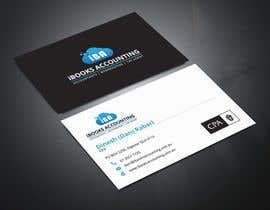 Nro 23 kilpailuun iBooks Accounting Business Card käyttäjältä abdulmonayem85
