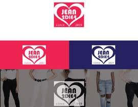 Nro 88 kilpailuun Design a Logo for a Jeans Company käyttäjältä hbakbar28