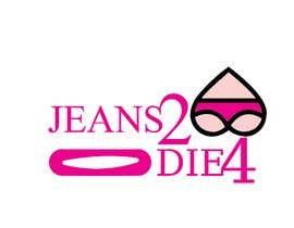 Nro 102 kilpailuun Design a Logo for a Jeans Company käyttäjältä sabbirhossain22