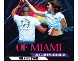 #266 for a flyer for a dance school af LaGogga