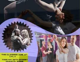 #258 for a flyer for a dance school af bandashahin