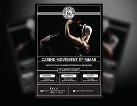 #260 for a flyer for a dance school af tonmoy10designer