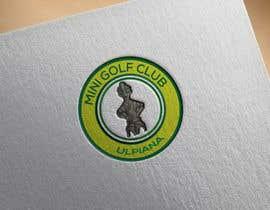 #29 for Logo design for: Minigolf Club Ulpiana af nilufarlizu