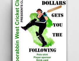 Nro 11 kilpailuun Poster 100 club käyttäjältä farabishawon95