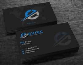 #353 для CEO Business Card от durjoykumar0904