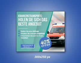#102 для create banner 300 x 250 px for patient transport от imranshikder