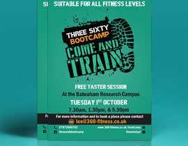 #67 cho design poster/flyer for outdoor fitness bootcamp bởi mdabdulkhalequea