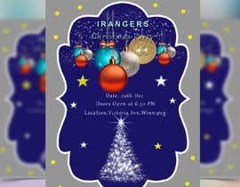 #36 cho Create an Invitation to the Corporate Christmas Party bởi jakrinhosneara