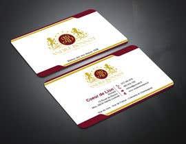 nº 120 pour Create visit card par abdulmonayem85