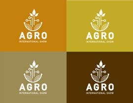 #495 for I NEED A LOGO!!! PRODUCT NAME: International Agro Show af italdama25