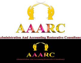 #19 para Logo Design for Administration And Accounting Restorative Consultancy (AAARC) por lorikeetp9