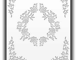#61 para Vectorize lace pattern for laser cutting por saurov2012urov