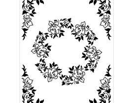 #109 para Vectorize lace pattern for laser cutting por Naseem065