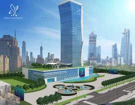 #27 untuk Futuristic Office Design and Structure Concept oleh sundaralakshmi55