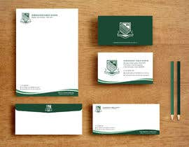 #346 para Letterhead, with compliments slip and business cards por krishno11