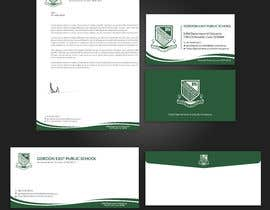 #359 para Letterhead, with compliments slip and business cards por PreetySignature