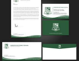 #373 para Letterhead, with compliments slip and business cards por PreetySignature