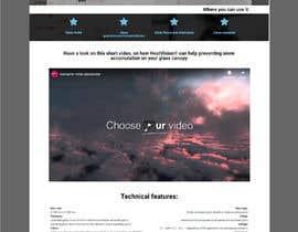 #20 para Create a one page website de sharifkaiser