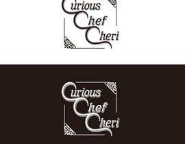 #212 untuk Logo Design for Catering/Chef Services - Curious Chef Cheri oleh amittalaviya5535