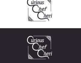 #213 untuk Logo Design for Catering/Chef Services - Curious Chef Cheri oleh amittalaviya5535