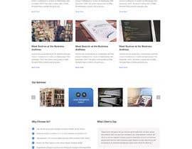 #46 for updated design for existing website af WhynoDev