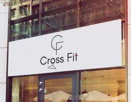 #102 for I need a logo designed for a clothing line. I want it to say Cross Fit with a design of a cross. af taseenabc