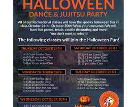 #31 for Halloween Party Flier af amasuma412