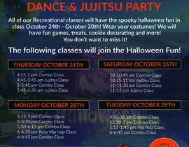 #32 for Halloween Party Flier by amasuma412