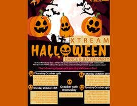 #36 for Halloween Party Flier by mrlikhu
