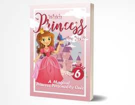 #89 for Princess Book Cover Contest af luisanacastro110