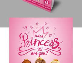 #66 for Princess Book Cover Contest by jaydeo