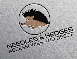 #31 for Need a new logo for Needles & Hedges, Accessories and Decor af hassanrasheed28