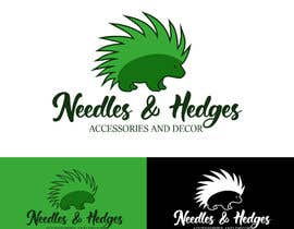 #20 для Need a new logo for Needles & Hedges, Accessories and Decor от anumdesigner92