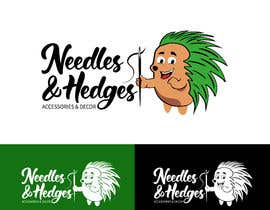 #37 для Need a new logo for Needles & Hedges, Accessories and Decor от anumdesigner92
