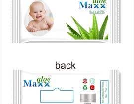 #9 cho Designing of Hand wash sticker and Baby's wet tissue packaging. bởi vinifpriya