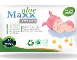 #25 cho Designing of Hand wash sticker and Baby's wet tissue packaging. bởi mehedibondhon