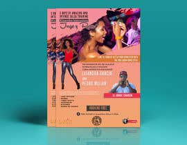 Nro 29 kilpailuun flyer design for a dance workshop event käyttäjältä QasimAs