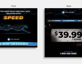 #30 for Awesome! High Speed Internet Flyer! af zrules