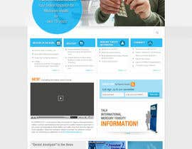 #1 untuk Wordpress Theme Design for Health Resource and Directory oleh logoforwin