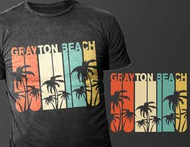 #51 cho Create coastal/nautical/vintage souvenir beach t-shirt style design for use on t-shirt and logo for website bởi Exer1976