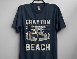 #29 for Create coastal/nautical/vintage souvenir beach t-shirt style design for use on t-shirt and logo for website af oaeskuruni27