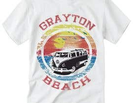 #56 cho Create coastal/nautical/vintage souvenir beach t-shirt style design for use on t-shirt and logo for website bởi AbdullahPalash