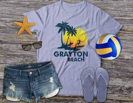 miltonbhowmik1 tarafından Create coastal/nautical/vintage souvenir beach t-shirt style design for use on t-shirt and logo for website için no 74