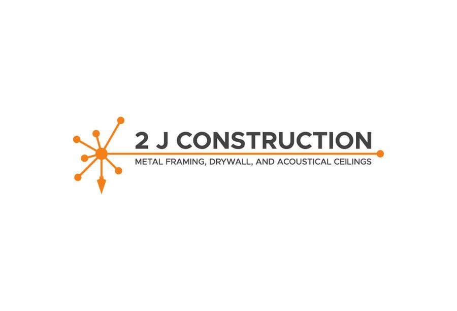 Konkurrenceindlæg #189 for Design a Logo for Commercial Construction Company