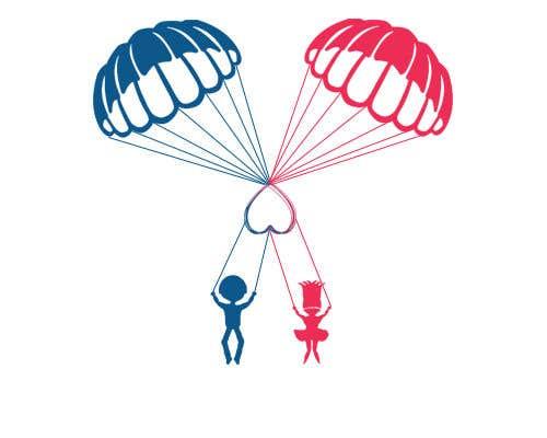 Proposition n°                                        2                                      du concours                                         Logo pour faire-part de mariage et de naissance