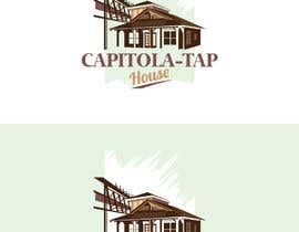 #99 for Capitola Tap House  Logo Design by fourtunedesign