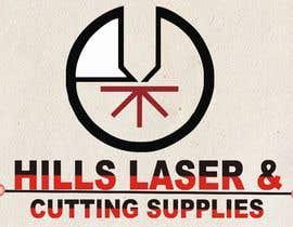 MorahFred tarafından design logo for Laser cutting business için no 5