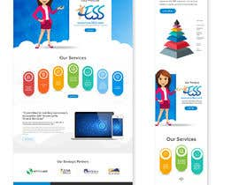 #7 for Redesign corporate website af saidesigner87